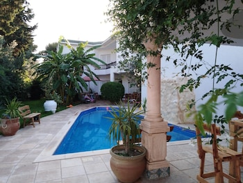 Villa With 4 Bedrooms in Hammamet, With Private Pool and Enclosed Garden