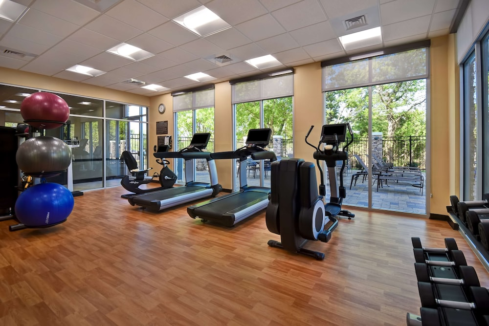 Fitness Facility, Hyatt Place Huntsville/Research Park