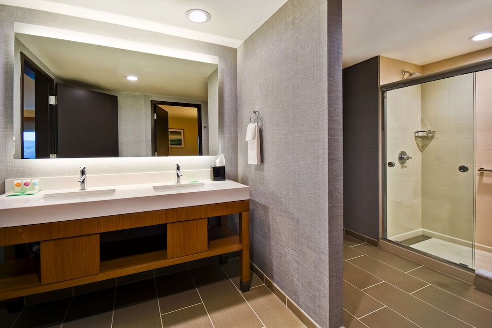 Bathroom, Hyatt Place Huntsville/Research Park