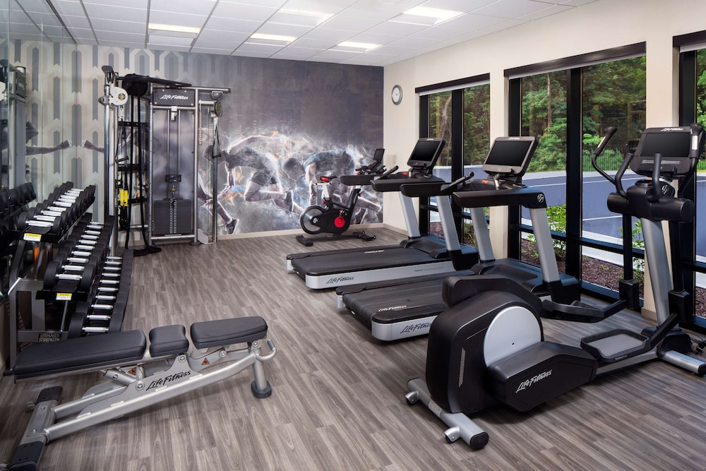Fitness Facility, Hyatt Place Poughkeepsie