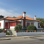 Tennis Park Beach House, Close to the Beach and in the Center of Vila do Conde