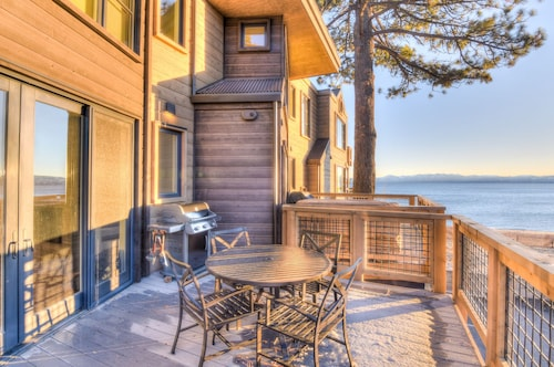 Tahoe Beachfront Retreat