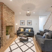 Temple Twenty5 - A Newly Refurbished, Modern Style Large 3 Bedroom House