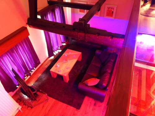 Loft in Red Light District