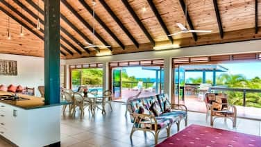 Totoka Dina- Maui Bay Fiji - Stunning sea views ,
