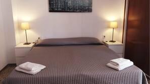 5 Schlafzimmer, kostenpflichtige Babybetten, kostenloses WLAN