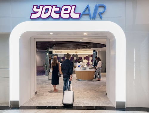 YotelAir Singapore Changi Airport