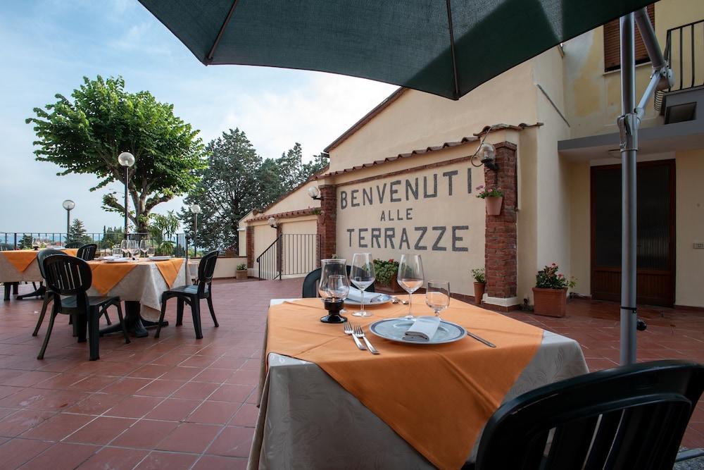 Hotel Ristorante Le Terrazze Di Nappino In Vaglia Hotel