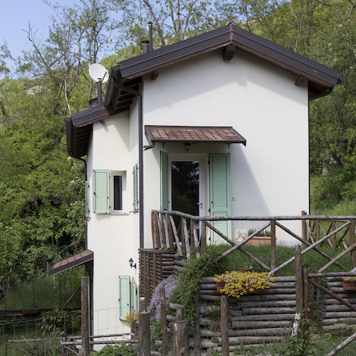 Nice 2 Room Apartment With Garden in the Apennine Tuscan-emilian