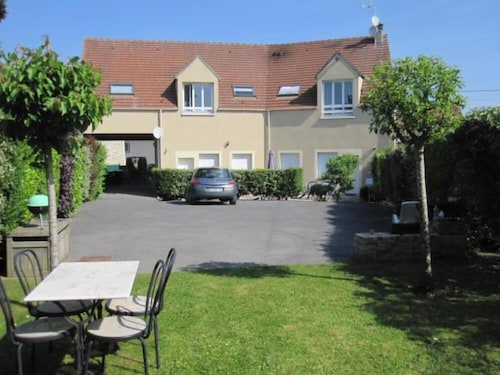 Apartment Near Disneyland Paris and Golf Boutigny With Terrace