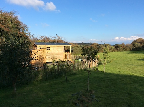Eco Friendly Woodman's Hut
