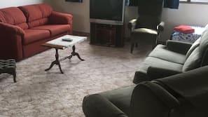 TV, stereo