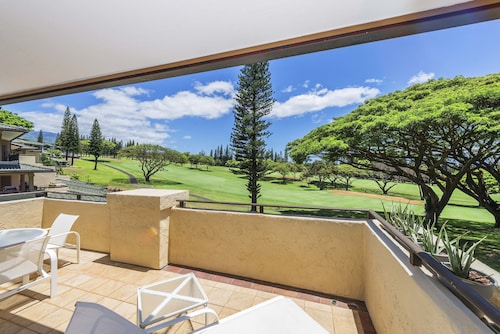 Luxurious Kapalua Getaway Newly Remodeled One Bedroom, Two Bath Condo