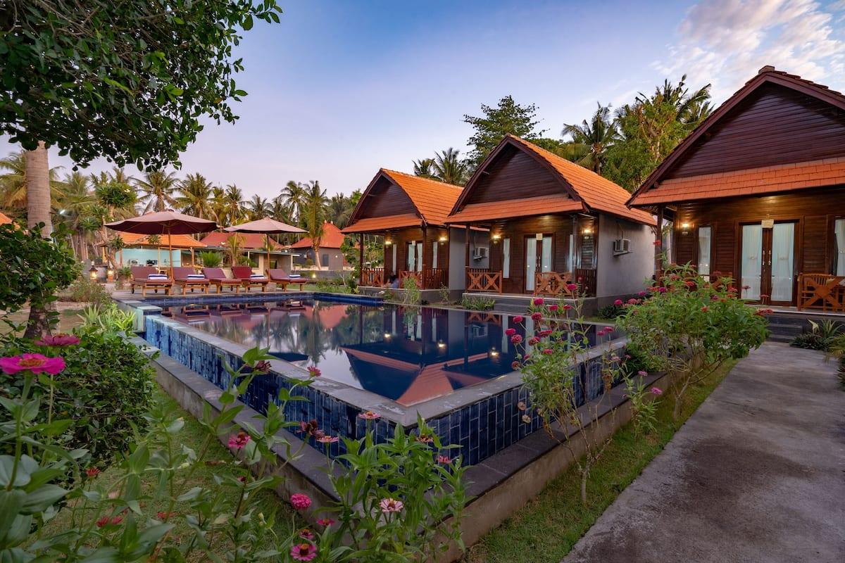 Arjuna Bungalow Penida Island Expedia Co Id