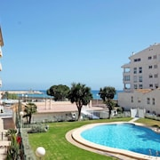 Altea Apartment, Sleeps 4 With Pool and Air Con