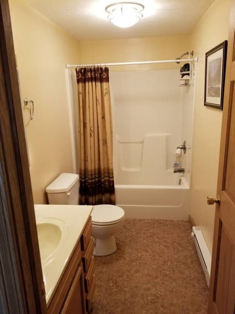 Bathroom, Come Here for Rest and Relaxation!