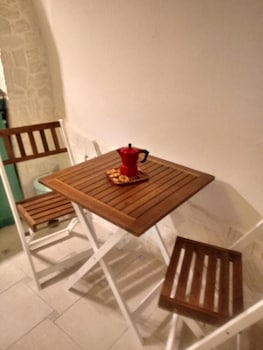 Studio in Vieste, With Wonderful sea View and Terrace - 800 m From the Beach