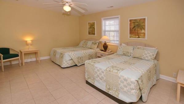 2 bedrooms, free WiFi