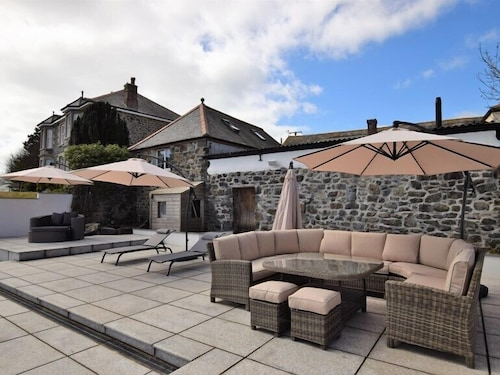 Terrace/Patio, Nanplough Country House and Cottages