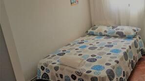 4 dormitorios, wifi, ropa de cama