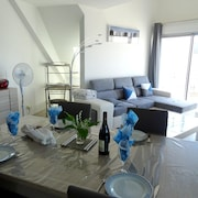 Apartment With 2 Bedrooms in Berck, With Wonderful sea View and Furnished Balcony