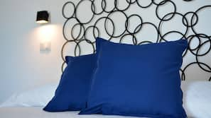 In-room safe, blackout drapes, soundproofing, free WiFi