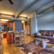 Ski-in/out Mountain Side - Sleeps 4 Free Shuttle, Wifi, Fireplace, Clubhouse