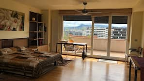 1 slaapkamer, internet