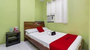 Ropa de cama hipoalergénica, escritorio, wifi gratis