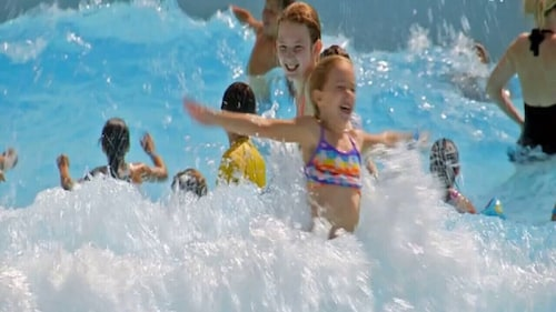 Play and Stay at Zoom Flume Water Park
