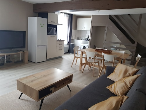 Atypical Apartment