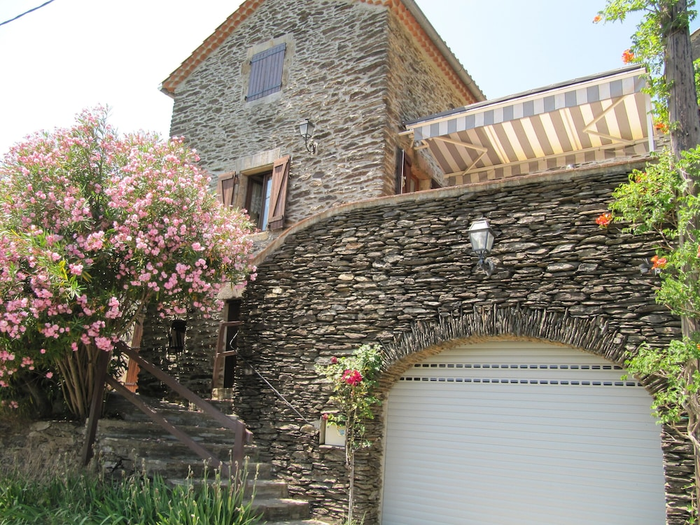Exterior, Peaceful House in Ardèche