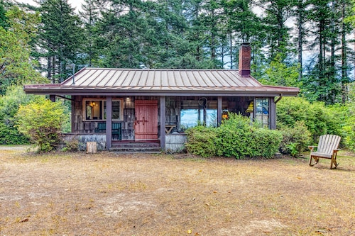 New Listing - Beautifully Restored Family Cabin on 5 Acres