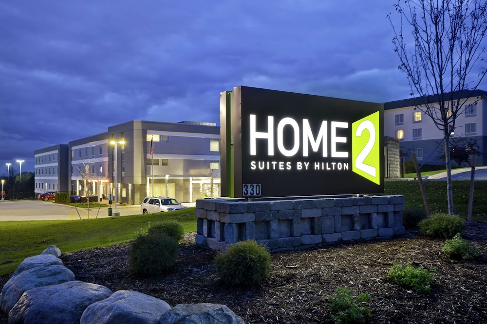 Exterior, Home2 Suites by Hilton Grand Rapids North