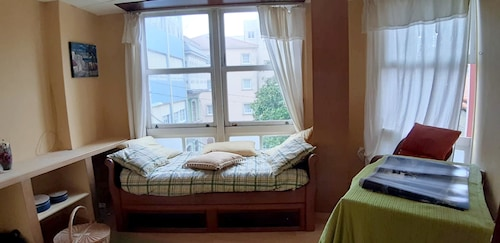 Apartment With 2 Bedrooms in Malpica, With Wonderful City View and Wifi - 50 m From the Beach
