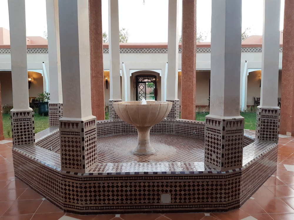 Fountain, Relais De L'ourika