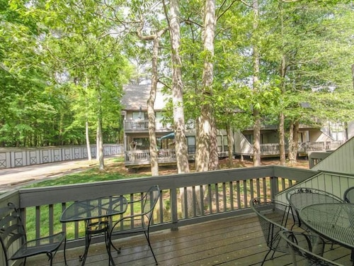 Balcony, 3206 Round Robin Way - 3 Br Townhouse
