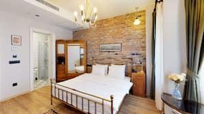 1 Schlafzimmer, hochwertige Bettwaren, Select-Comfort-Betten, Minibar