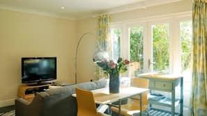 30-Zoll-Fernseher mit Kabelempfang