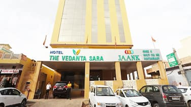 Capital O 43420 Hotel The Vedantasara