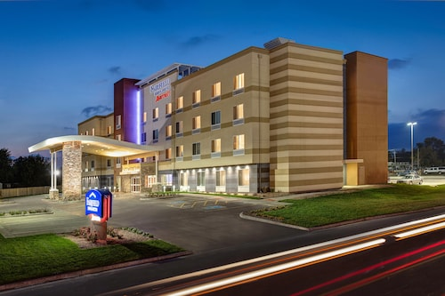 Fairfield Inn & Suites by Marriott Little Rock Airport