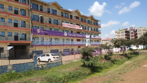Thika rd one bedroom apt close to nbo