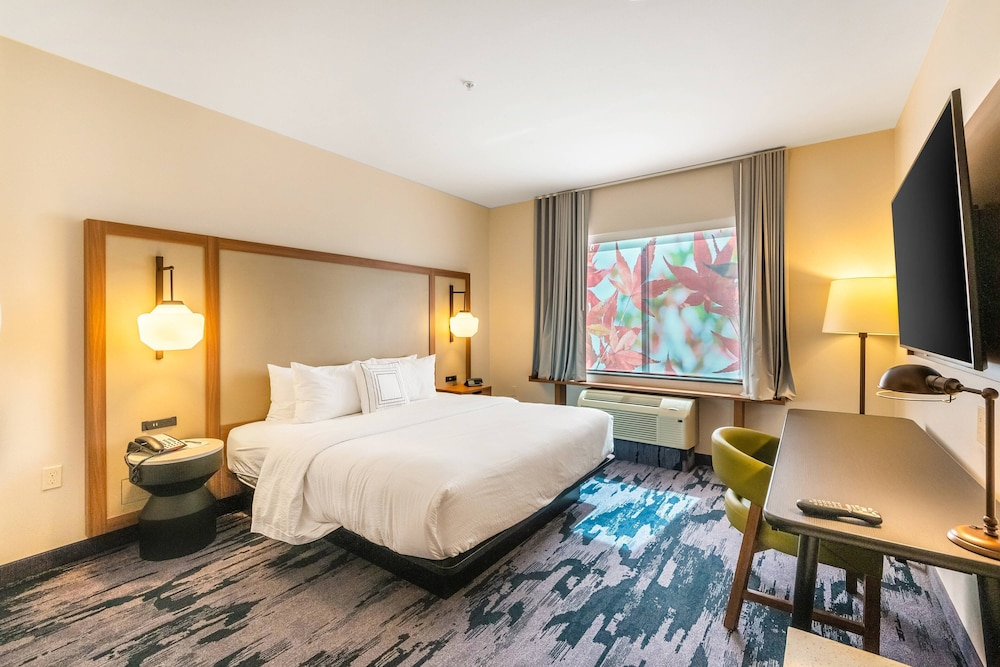 Room, Fairfield Inn & Suites by Marriott Corpus Christi Central