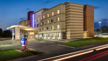 Fairfield Inn & Suites by Marriott Greenville Spartanburg/Duncan