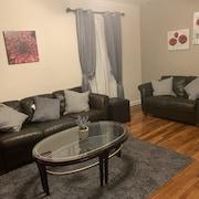 2bed Apt,6pple, Prkg,20min Nyc,jfk, 15 Ewr, Ferry to Stat Lib,5cape Liberty Crse