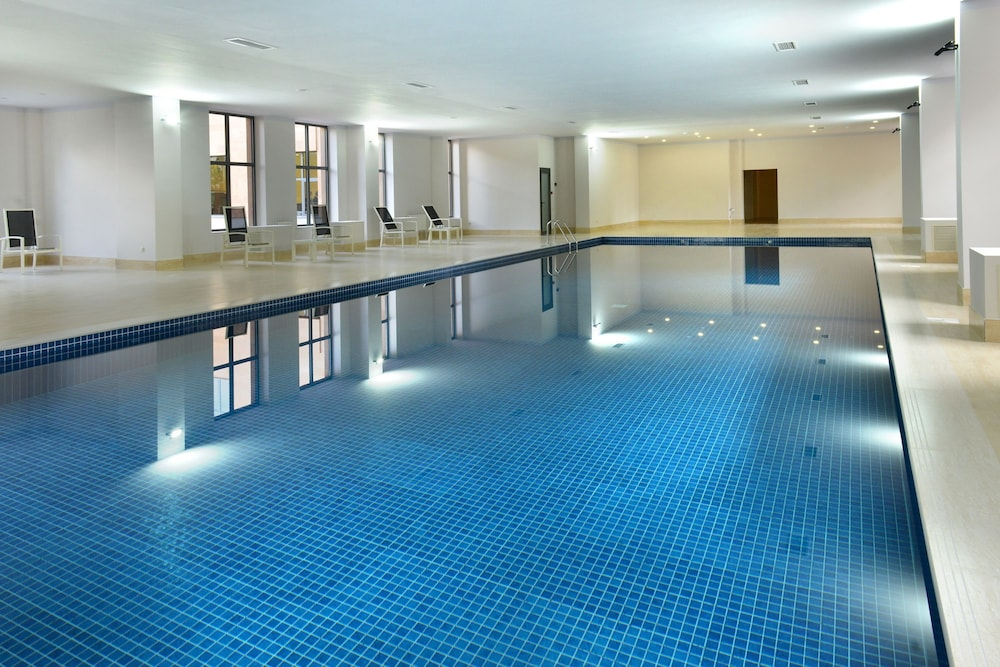 Indoor Pool, Ani Grand Hotel Yerevan