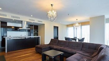 Apartment Moscow City IQ92