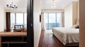 Hochwertige Bettwaren, individuell dekoriert, individuell eingerichtet