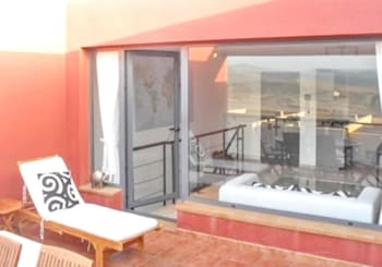 House With 3 Bedrooms in Antigua, With Wonderful sea View, Pool Access, Furnished Terrace - 3 km From the Beach