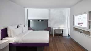 Premium-sengetøj, senge med madrasser af memory foam